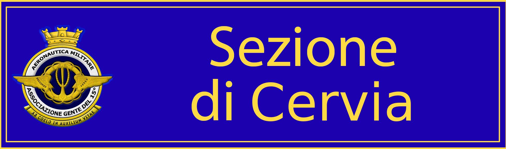Accedi alla Sezione territoriale di Cervia