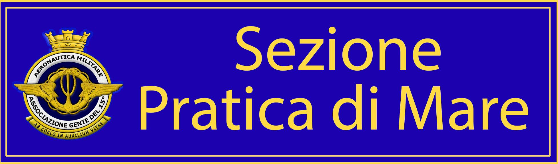 Accedi alla Sezione territoriale di Pratica di Mare