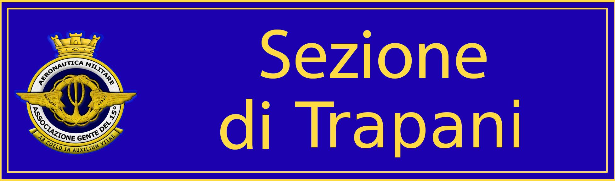Accedi alla Sezione territoriale di Trapani